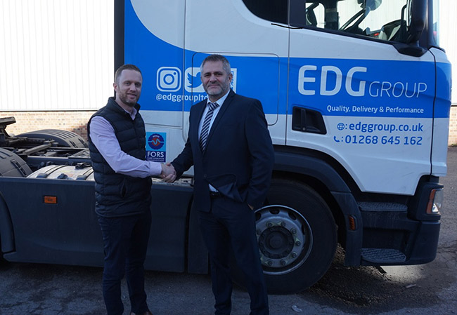 EDG takes over Enterprise Freight to preserve local service levels and jobs