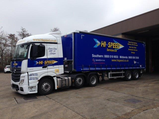Hi Speed moves to new Rugby premises