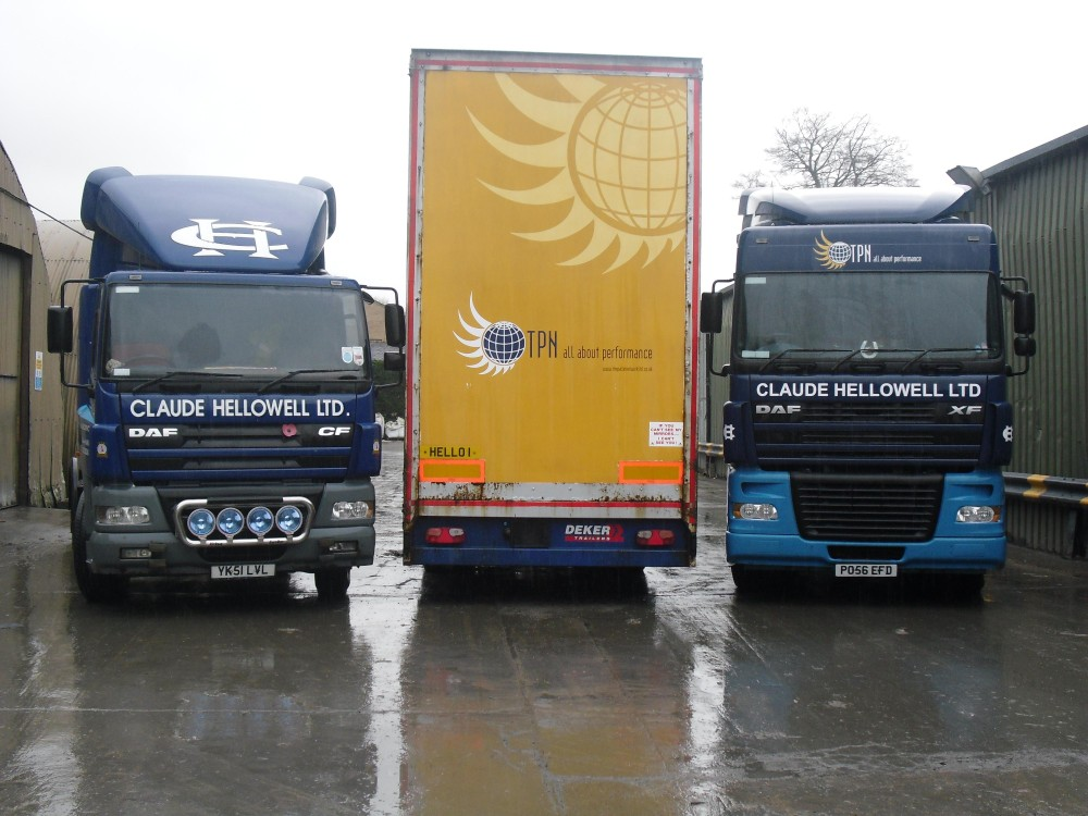 Claude Hellowell triples its TPN business