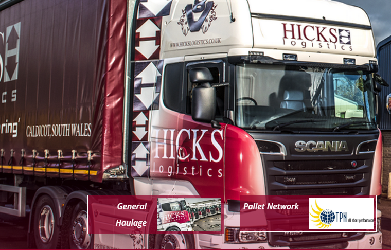 Hicks Logistics chooses a better network service with TPN – The Pallet Network
