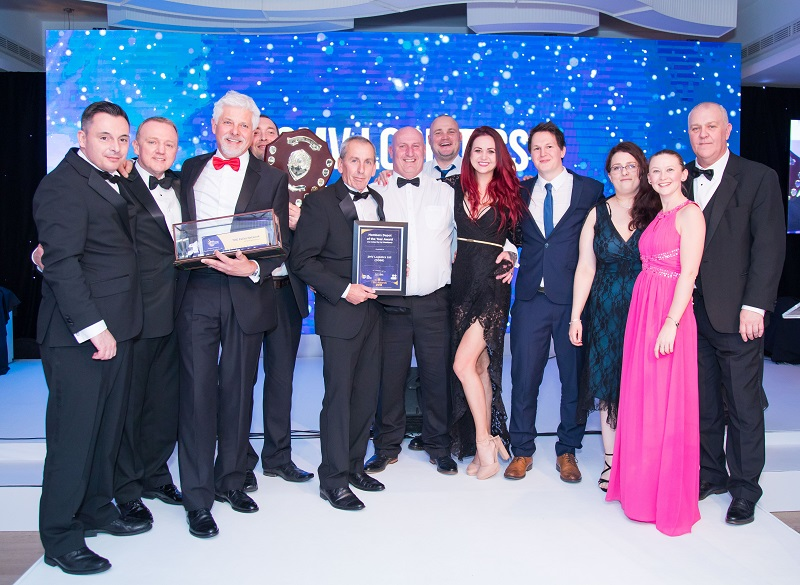 TPN Awards 2018 celebrates leading performance in logistics