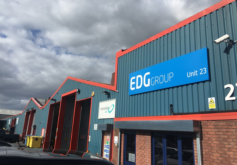 Logistics expert EDG Group chooses TPN