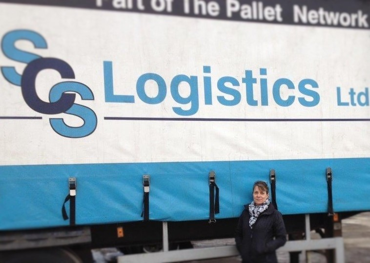 The Pallet Network ships donations from all over UK  to help Cumbria flood victims
