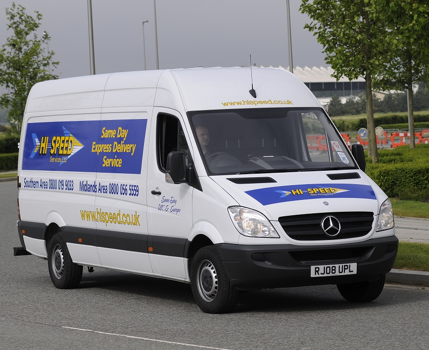 Hi-Speed Services celebrates milestone
